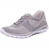 Gabor Rolling Soft Grey Walking Trainer