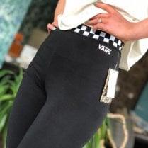 Vans Womens Bladez Check Leggings