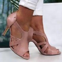 Kate Appleby Ladies Neau Lady Blush Cut Out Sandal