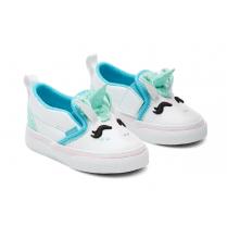 Vans Toddler Girls Slip On Unicorn Trainers