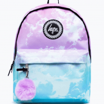 Hype Kids Lilac Clouds Backpack