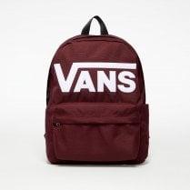 Vans Burgandy Old Skool Drop Backpack