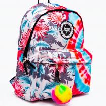 Hype Floral Tie Dye Multi Backpack
