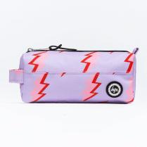 Hype Lilac Lightening Pencilcase