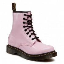 Dr Martens 1460 Pale Pink Patent Boots