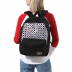 Vans Glitter Check Realm Backpack - Black