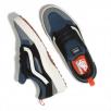 Vans Mens Blue Black Ultrarange 3D Sneakers