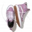 Vans Womens lilac Suede SK8-Hi MTE 2.0 DX Sneakers