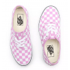 Vans Womens Authentic Checkerboard Lilac Sneakers