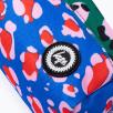 Hype Primary Stripe Leopard Pencilcase