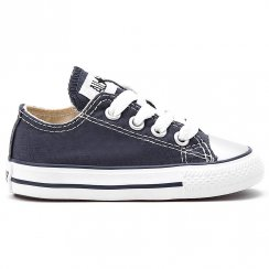 Junior Navy All Star Lo Ox Unisex
