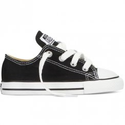 Converse Kids All Star Ox - 3J235/7J235 - Black
