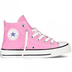 Converse Kids Chuck Taylor All Star Hi Trainers - 3J234 / 7J234 - Pink