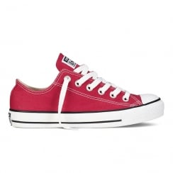 Converse Chuck Taylor All Star Classic Colours Red Trainers