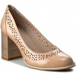 Hispanitas Block Heel Patent Court