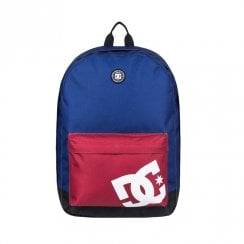 DC Backstack CB Backpack 18.5L - Navy/Red