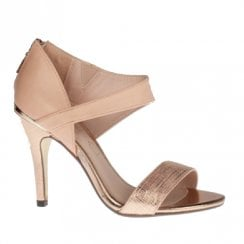 Kate Appleby Hempstead Dressy High Heels - Rose Gold/ Gold Shimmer