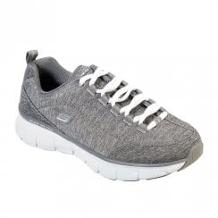 Skechers Womens Synergy 3.0 Spellbound 13262 Sneakers - Grey