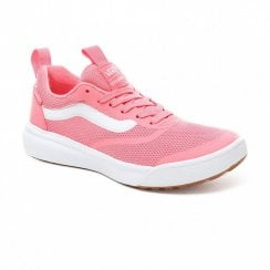 Vans Womens UltraRange Rapidweld Sneakers - Strawberry Pink