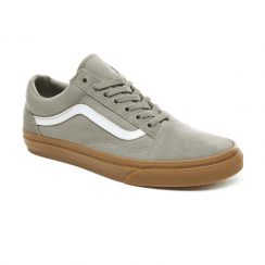 Vans Unisex Old Skool Low Top Sneakers - Laurel Oak/Gum