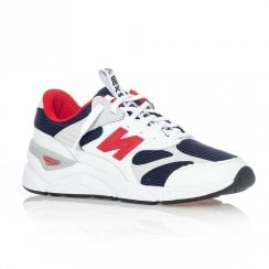 New Balance Men's Sport Style X '90s White Sneakers