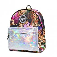 Hype Multi Holographic Jungle Backpack - HY006-0129
