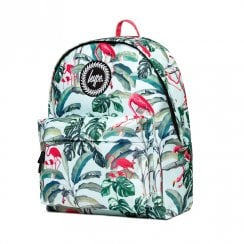 Hype Multi Flamingo Paradise Backpack - HY006-0121