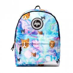 Hype Multi Holo Kitty Backpack - HY006-0024