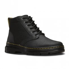 Dr Martens Mens Bonny II CJ Beauty Extra Tough Nylon Boots - Black