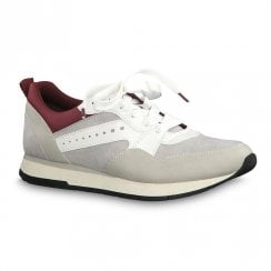 Tamaris Womens Sneakers Shoes - Off White trainers
