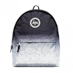 Hype Black Speckle Fade Backpack BTS18012