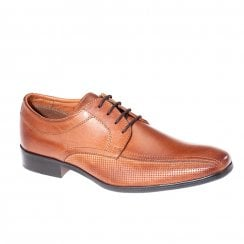 Dubarry Mens Denzil Formal Lace-Up Shoes - Tan 4854