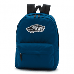 Vans Realm Schoolbag - Teal Blue Backpack