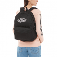 Vans Off The Wall Backpack - Black