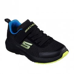 Skechers Kids Dynamic Tread Sneakers - Black