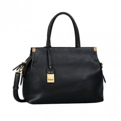 Gabor Ladies Gela Shopper Bag 8331 - Black