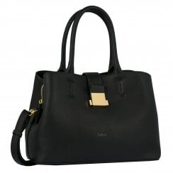 Gabor Ladies Liana Shopper Bag 8141 - Black