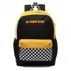 Vans Realm Sports Backpack - Yellow/Black