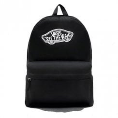 Vans Realm Off The Wall Logo 22L Backpack - Black