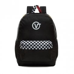 Vans Sporty Realm Plus Final Lap 27L Backpack - Black