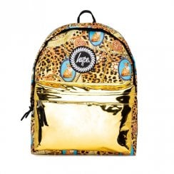 Hype Cat Frame Multi Gold 18 L Backpack