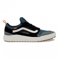 Vans Mens Blue Black Ultrarange 3D Sneakers
