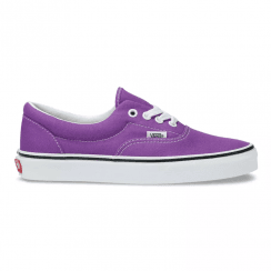 Vans Womens Era Purple Canvas Sneakers