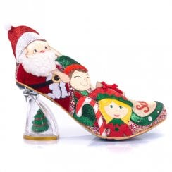Irregular Choice Christmas Collection 'Santas Helper'