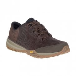 Merrell Mens Havoc Suede Leather Shoes - Brown