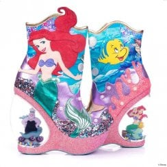 Irregular Choice Just Me And The Sea Boots