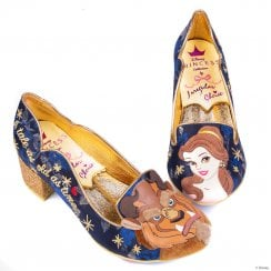 Irregular Choice As Old As Time Pumps
