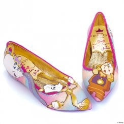 Irregular Choice Be Our Guest Pumps