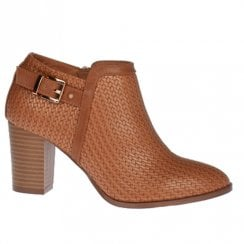 Kate Appleby Lavenham Fudge Heeled Ankle Boots