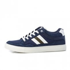 XTI Mens Navy/White Sneakers - 49646